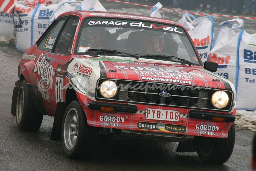 m Ford Escort Christophe Jacob