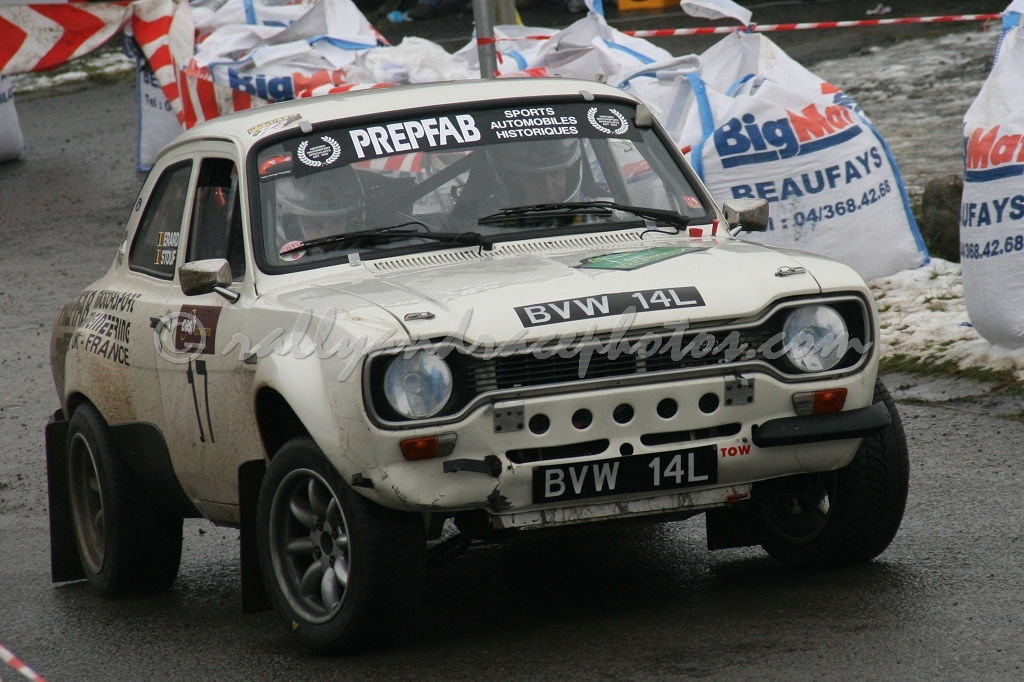 Stouf / Erard, Ford Escort RS 1600, Team Ford SMS