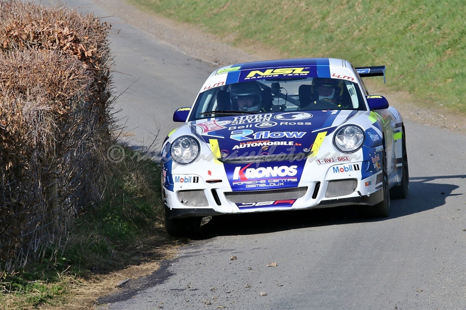 Bouvy / Hottelet, Porsche 997 GT3, NSL Racing Team