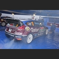 thumbnail Neuville / Gilsoul, Ford Fiesta RS WRC, Qatar World Rally Team