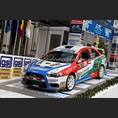 thumbnail Erdi Jr. / Patko, Mitsubishi Lancer Evo X, Erdi Rally Team